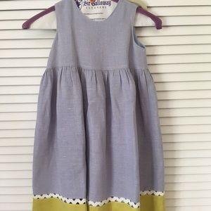 Other - Girls - Linen Dress - Size 5/6